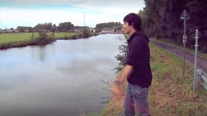 faire de la pêche à l'aimant